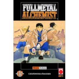 FULLMETAL ALCHEMIST RISTAMPA n. 15