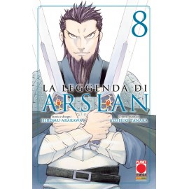LA LEGGENDA DI ARSLAN HIROMU ARAKAWA n. 8