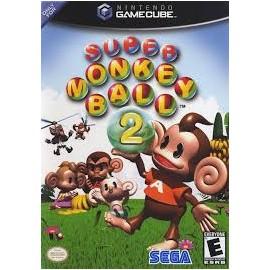 USATO SUPER MONKEY BALL 2 GC USATO