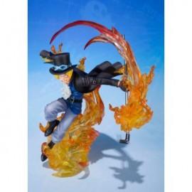 Figurine One Piece  Sabo Fire Fist Figuarts Zero 19cm BANDAI