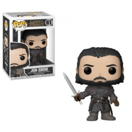 Game of Thrones Jon Snow Beyond the Wall FUNKO