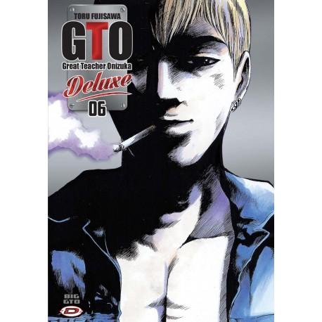 GTO DELUXE GREAT TEACHER ONIZUKA n. 6