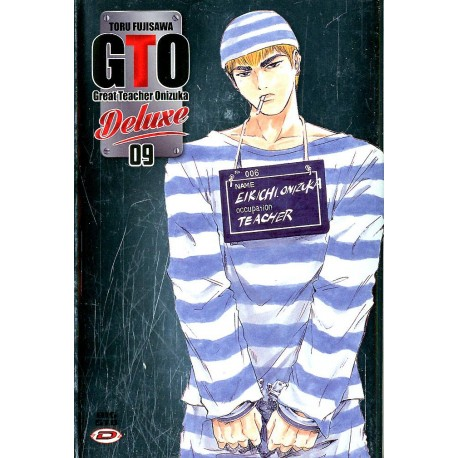 GTO DELUXE GREAT TEACHER ONIZUKA n. 9