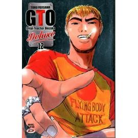 GTO DELUXE GREAT TEACHER ONIZUKA n. 12