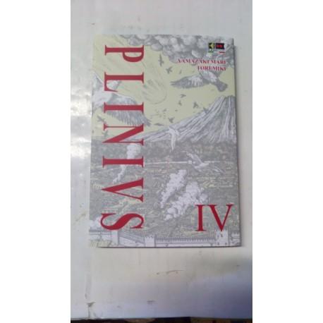PLINIUS DI MARI E MIKI n. 4