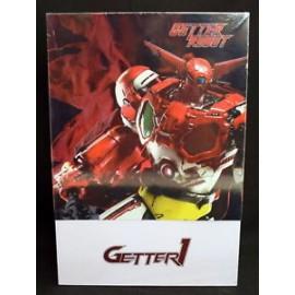 GETTER ROBOT 1 THREEZERO