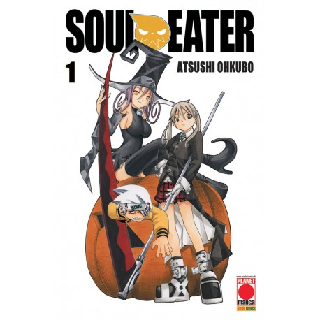 SOUL EATER SERIE COMPLETA (CON VARIANT) n. 1