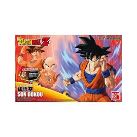 Figure Rise Son Goku DRAGON BALL Z BANDAI
