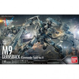 FULL METAL PANIC INVISIBLE VICTORY M9 GERNSBACK COMMAN BANDAI