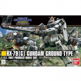 GUNDAM RX 79 G GROUND TYPE HG GROUND TYPE BANDAI