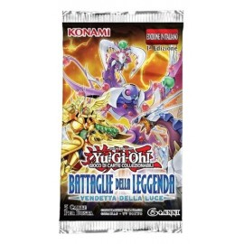 BUSTE YUGIOH BATTAGLIE LEGGENDA VENDETTA IMPLACABILE BOX KONAMI