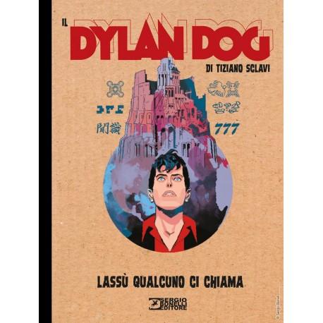 DYLAN DOG DI TIZIANO SCLAVI LASSU' QUALCUNO CI CHIAMA n. 15
