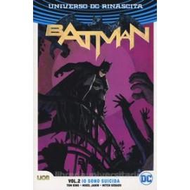 BATMAN REBIRTH IO SONO SUICIDA TP n. 2