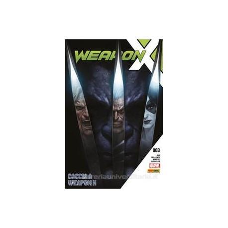 WEAPON X n. 3