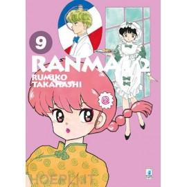 RANMA 1/2 DI RUMIKO TAKAHASHI NEW EDITION n. 9
