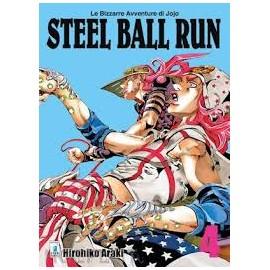 STEEL BALL RUN n. 4