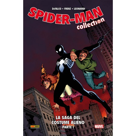 SPIDER MAN COLLECTION SAGA DEL COSTUME NERO PARTE I n. 15
