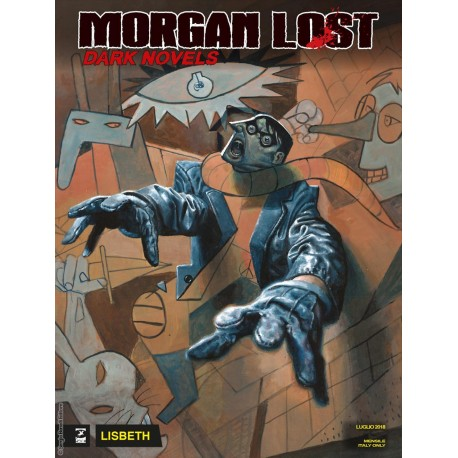 MORGAN LOST DARK NOVELS n. 8