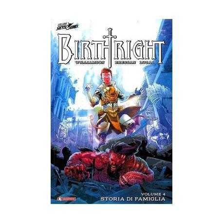 BIRTHRIGHT TP STORIA DI FAMIGLIA n. 4