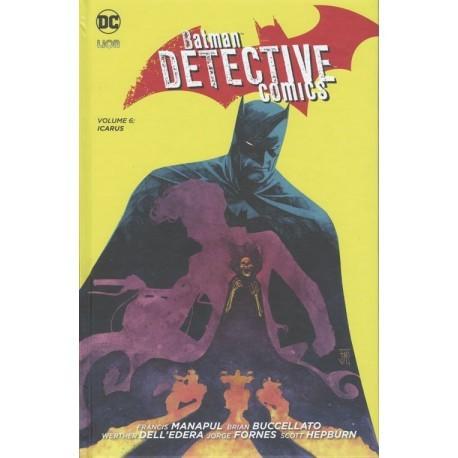 BATMAN DETECTIVE COMICS ICARUS TP n. 6