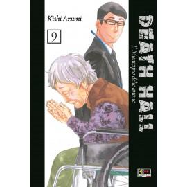 DEATH HALL MUNICIPIO DELLE ANIME n. 9