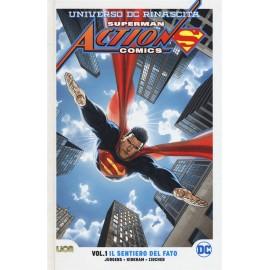 SUPERMAN ACTION COMICS DC IL SENTIERO DEL FATO n. 1