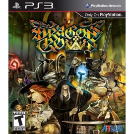 USATO DRAGON CROW PS3 USATO