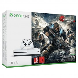 CONSOLE XBOX ONE 1 TB CON GEARS OF WAR 4