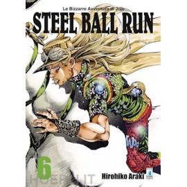STEEL BALL RUN n. 6