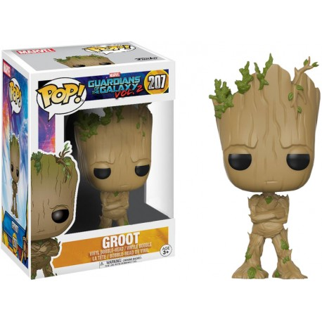 Guardians of the Galaxy 207 GROOT FUNKO