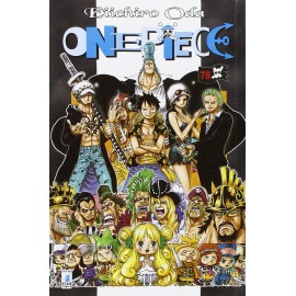 ONE PIECE NEW EDITION n. 78