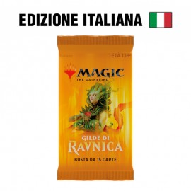 BUSTE MAGIC GILDE DI RAVNICA HASBRO WIZARDS