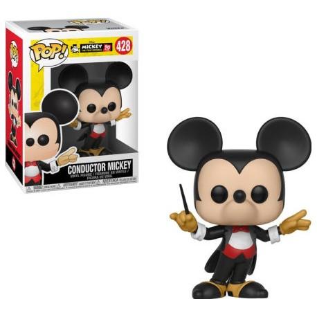 Mickey's 90th Anniversary Conductor 428 FUNKO