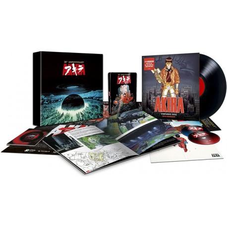 AKIRA 30TH ANNIVERSARY LIMITED BOX CON LP
