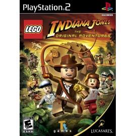 USATO LEGO INDIANA JONES AVVENTURE ORIG PS2 USATO