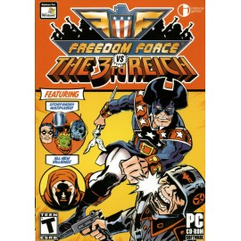 USATO FREEDOM FORCE VS THE 3RD REICH PC USATO
