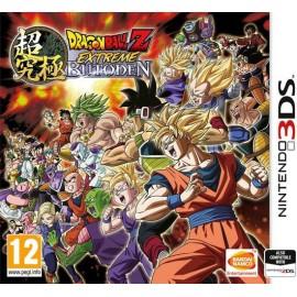 USATO DRAGON BALL Z EXTREME BUTODEN 3DS USATO