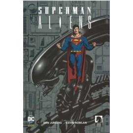 SUPERMAN ALIENS INTEGRALE JURGENS/NOWLAN n. 1