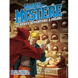 MARTIN MYSTERE NUOVE AVVENTURE A COLORI n. 10