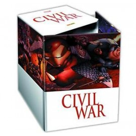 CIVIL WAR COFANETTO SERIE COMPLETA n. 1