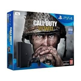 CONSOLE PlayStation 4 1TB con Call of Duty WWII e Dimmi chi sei