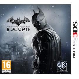 USATO Batman Arkham Origins Blackgate 3DS USATO