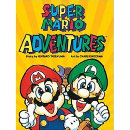 SUPER MARIO ADVENTURES UNICO n. 1