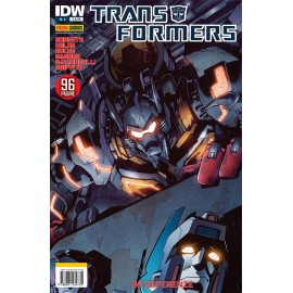 TRANSFORMERS NUOVA SERIE INTERFERENZE n. 4