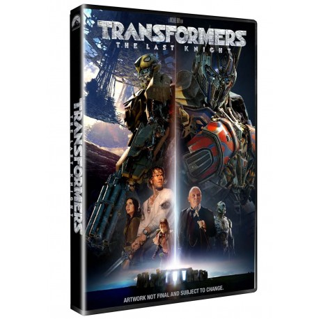 TRANSFORMERS ULTIMO CAVALIERE