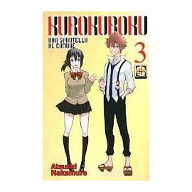 KURO KUROKU UNO SPIRITELLO AL COMUNE DI ATSUSHI NAKAMURA DI 3 n. 3