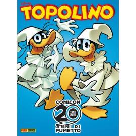 TOPOLINO VARIANT COMICON NAPOLI n. 3257
