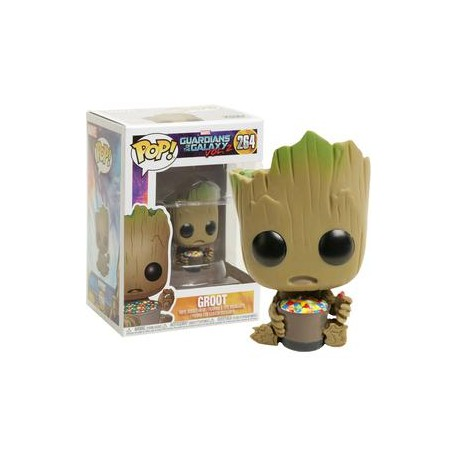 Groot W Candy Bowl 264 FUNKO