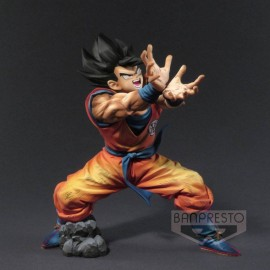 Dragon Ball Z Goku Super Kamehame Ha PREMIUM COLOR BANDAI